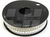 Kss Cable Marker  White Body Marker in Black (KSS: KSOC4)