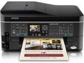 Epson Workforce 633 Clr Inkjet P/S/C/F WiFi 5760X1440 15/7.2 Ppm (Epson: C11CB06211)