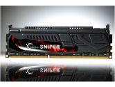 G.SKILL F3-10666CL9D-8GBSR Sniper SE 8GB 2X4GB DDR3-1333 CL9-9-9-24 1.5V Memory Kit (G.Skill: F3-10666CL9D-8GBSR)