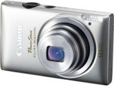 Canon PowerShot Elph 300 Hs Digital Camera Silver 12.1MP 1080P 5X Optical Zoom 2.7IN LCD SDHC (Canon: 5095B002)