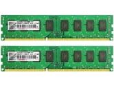 Trandscend JM1333KLN-4GK JetRam Desktop Memory Kit - 4GB , PC3-10666, DDR3-1333MHz, CL9, Unbuffered (Transcend: JM1333KLN-4GK)