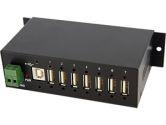 Startech Mountable Rugged Industrial 7PORT USB2.0 Hub (Startech.com Ltd: ST7200USBM)