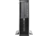 HP Compaq 8000 Elite SFF E8400 3.0GHZ 2GB 250GB DVDRW Windows 7 Home Premium Desktop PC (HP Commercial: AZ887AW#ABC)