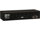 Tripp Lite B006-VU4-R 4-Port Desktop KVM Switch - 4x USB Ports, up to 2048 x 1536 video resolution (TrippLite: B006-VU4-R)