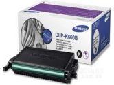 CLP-610 & 660 Toner Black 5.5K Yield (Samsung Printer Supplies: CLP-K660B/SEE)