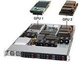Supermicro Superserver 1026GT-TF-FM207 1U 2XLGA1366 DDR3 ECC 6SATA 2PCIE 2GBE IPMI 1400W Gold Black (SuperMicro: SYS-1026GT-TF-FM207)