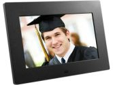 Aluratek ADPF08SF 8-Inch Digital Photo Frame (Aluratek: ADPF08SF)