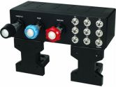 Saitek Pro Flight Tpm System Throttle Prop Mixture Axis Programmable Toggle Switches (Saitek: SCB432060002/04/1)