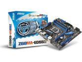 MSI Z68MA-ED55 (B3) Micro ATX Intel Motherboard (MSI/MicroStar: Z68MA-ED55-B3)