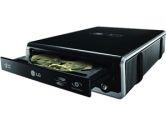 LG GE24LU20 24X External Super Multi DVD-RW Lightscribe Optical Media Burner (LG Electronics: GE24LU20)