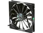 AeroCool Shark 140mm Black Edition Case Fan (AeroCool: Shark 140mm Black Edition)