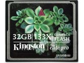 Kingston Ultimate 32GB Compact Flash (CF) Flash Card (Kingston Technology Corp.: CF/32GB-U3)