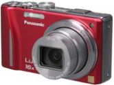 Panasonic DMC-ZS10R Red 14.1 MP Digital Camera (Panasonic: DMC-ZS10R)