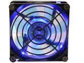 APEVIA CF8SL-BBL Blue LED Case Fan w/Grill (APEVIA CORP.: CF8SL-BBL)