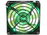 APEVIA CF8SL-BGN Green LED Case Fan w/Grill (APEVIA CORP.: CF8SL-BGN)