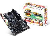 Gigabyte 990FXA-UD3 AMD990FX ATX AM3+ DDR3 4PCI-E16 2PCI-E1 1PCI SLI SATA3 USB3.0 Motherboard (Gigabyte: GA-990FXA-UD3)