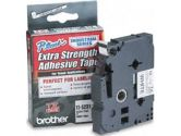 Brother - Brother Strong Adhesive - Labels - Laminated Tape - White - Roll (1.27 (Brother: TZES231)