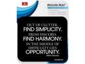 HandStands Motivational Assortment Mouse Pad (HANDSTANDS: MO-702)