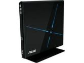 ASUS 6X External Slim Blu-Ray Writer 6X BD-R 8X DVD+R USB Black Retail (ASUS: SBW-06C1S-U BLACK)