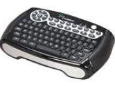 Cideko 857603002319 Black RF Wireless Air Keyboard for Digital Life (cideko: 857603002319)
