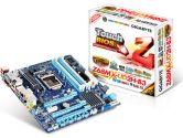 Gigabyte Z68MX-UD2H-B3 mATX LGA1155 Z68 DDR3 3PCI-E16 1PCI-E1 HDMI DVI SLI SATA3 USB3.0 Motherboard (Gigabyte: GA-Z68MX-UD2H-B3)