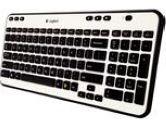Logitech Ivory RF Wireless Keyboard (Logitech: 920-003365)