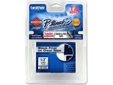 Printer Tape Cassette - Black On Clear - GL100/1000/1100 (Brother: TZES131)