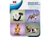 HandStands Yoga Dogs Mouse Pad (HANDSTANDS: 13635)