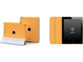 Visbyh Couple Case for Ipad 2 - Orange (Visbyh: Couple Orange)