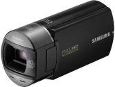 Samsung HMX-Q10 Digital Camcorder 5MP 10X Schneider Kreuznach HD Lens 2.7 Touch LCD 1080P HDMI Black (Samsung Consumer Electronics: HMX-Q10BN/XAC)
