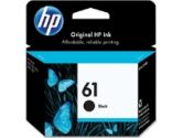 HP - HP Ink HP 61 Black Ink Cartridge (HP Commercial: CH561WC#140)
