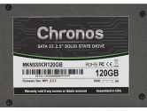 Mushkin Chronos 120GB 2.5IN SATA3 Sandforce SF-2281 SSD Solid State Disk Flash Drive (Mushkin Enhanced: MKNSSDCR120GB)