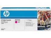 HP Clj CP5225 Magenta Cart (Hewlett Packard: CE743A)