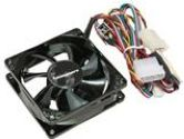 bgears b-flexi80 Red, Blue, Green LED Case Fan (BGears: b-flexi 80mm)