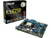 ASUS F1A75-M LE mATX FM1 DDR3 AMD A75 2PCI-E16 1PCI-E1 1PCI USB3.0 SATA3 DVI GBLAN Motherboard (ASUS: F1A75-M LE)