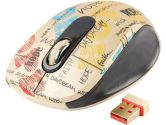 G-CUBE Hope 2.4GHZ ULTRA-RANGE Wireless Optical Mouse (G-Cube: MO-60H)
