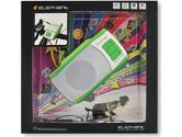 Beyond Size Digital Player W/ FM  / MP3 Player / Elastic Bandage USB Green (Others: SP-010-GN)