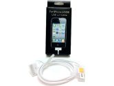 for iPhone 4/3G /3GS/USB 2.0 Cable (nGear Technologies Inc.: QH-C800)