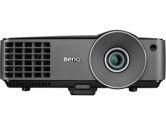 BenQ MS500 3D 120HZ DLP Projector SVGA 4000:1 2500 Lumens Dual VGA S-Video USB RCA RS232 (BenQ: MS500)