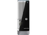 HP Pavilion Slimline S5-1010 E6700 3.2GHZ 3GB 750GB DVDRW Win 7 Home Prem 64 Desktop PC Glossy Black (HP Commercial: BV701AA#ABC)