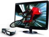 Acer HN274H 27IN LED LCD 1920X1080 100000000:1 VGA DVI 3XHDMI 2MS 3DVISION W/ Glasses (Acer: ET.HH4HP.001)