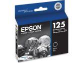Epson - Supplies Ink Standard Capacity Black Ink Cartridge Sensormatic (Epson: T125120-S)