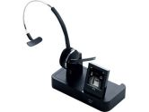 Jabra Pro 9470 Headset - Mono Wireless DECT 137MSNR SEMI-OPEN With BASE  Triple Connectivity (Jabra: 9470-66-904-105)