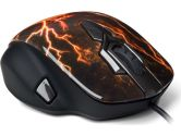 Steelseries World of Warcraft Legendary MMO Gaming Mouse (Steelseries: 62050)