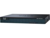Cisco C1921 Integrated Services Router 2 Port 2 Slot 2x Hwic 2x 10/100/1000 LAN (Cisco: CISCO1921/K9)