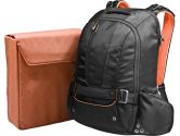 Everki EKP117NBKCT 18.4 in Laptop Backpack With Scratch Resistent Fur Liner and Game Console Sleeve (TOMAURI: EKP117NBKCT)