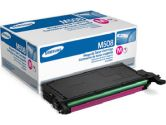 Magenta Toner CLP-620ND 670ND CLX-6220FX 2K Yield (Samsung Printer Supplies: CLT-M508S/SEE)