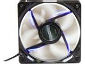 XION AXP Alphawing AXP-GF120_LEDBL Blue LED Case Fan (XION: AXP-GF120_LEDBL)