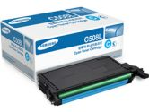 Cyan Toner for CLP-620ND 670ND 4K Yield (Samsung Printer Supplies: CLT-C508L/SEE)