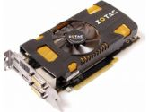 Zotac GeForce GTX 550 Ti Multiview 900MHZ 1GB 4.4GHZ GDDR5 2XDVI 2XHDMI DisplayPort PCI-E Video Card (Zotac: ZT-50403-10L)